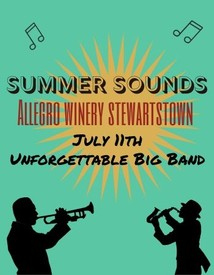 Summer Sounds - Unforgettable Big Band