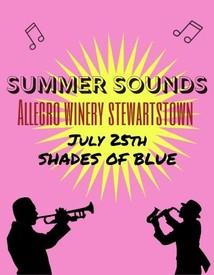 Summer Sounds - Shades of Blue