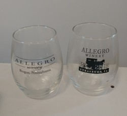 Logo Glass - Small Stemless